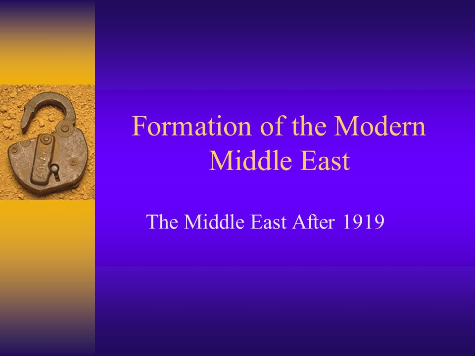 middle east essay questions
