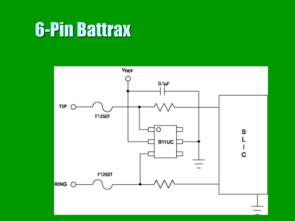 6-Pin Battrax