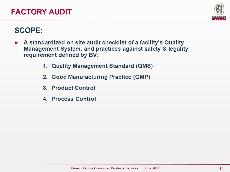 Bureau Veritas Consumer Products Services Ppt Download