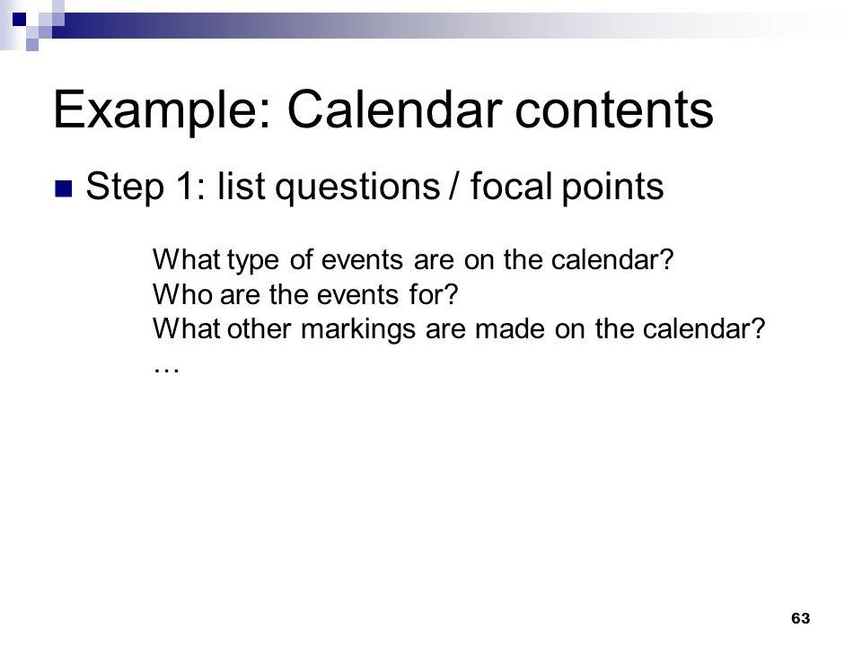 Calendar Illustration Questions : Managing qualitative research ppt download