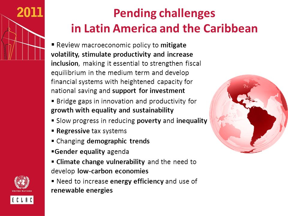 in Latin America and the Caribbean
