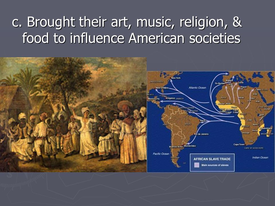 christianity influence on america An interactive curriculum enrichment service designed to help teachers of american history bring their students to a greater understanding of the role religion has played in the development of the united states.