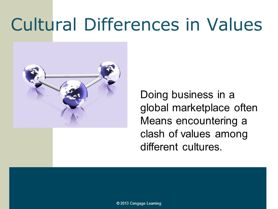Cross-cultural differences in decision-making