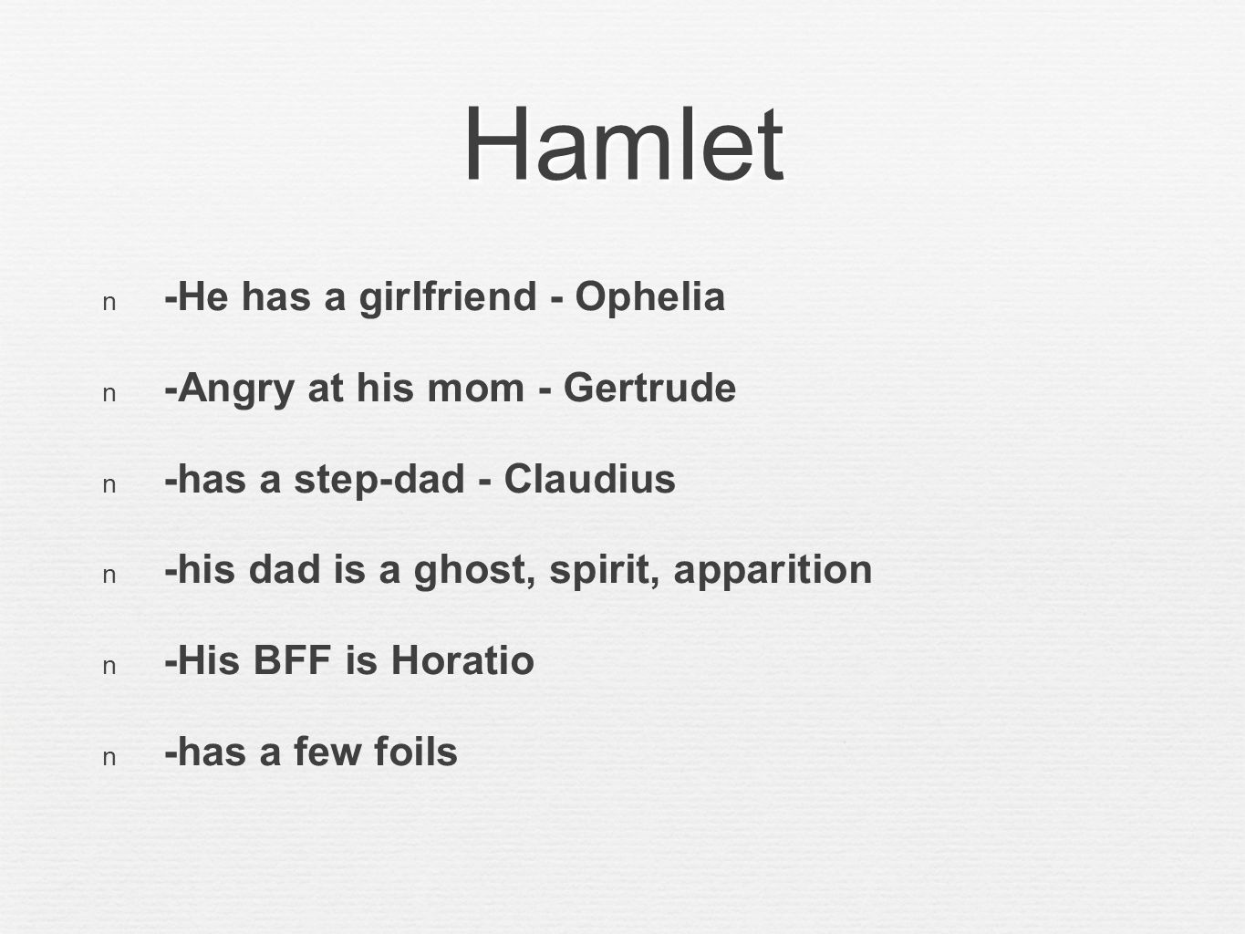 Intro to hamlet prepared by m teref ppt video online download 21 hamlet biocorpaavc