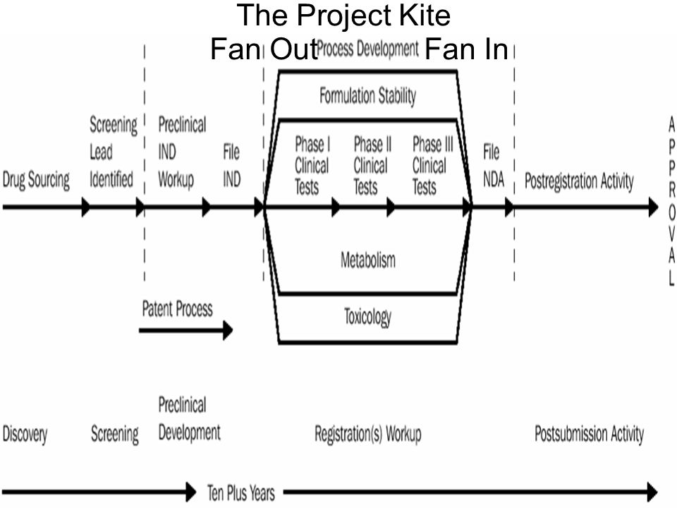 The Project Kite Fan Out Fan In