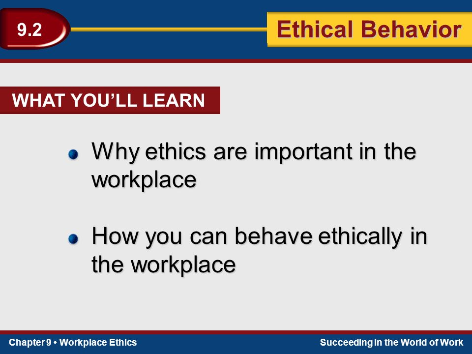 why is ethics important to the The harsh reality is that while bioethical issues are increasingly confronting us on the evening news, in the sunday papers, and even in our own lives, few people grasp the science involved in the bio, or the moral dilemmas involved in the ethics of bioethics.