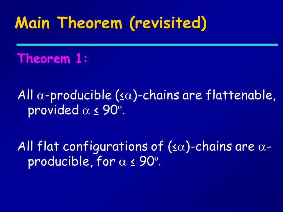 Main Theorem (revisited)