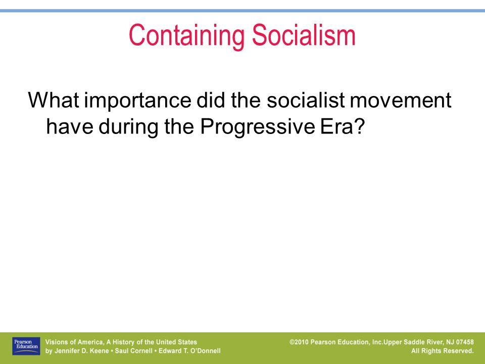 the progressive era through the great Progressivism in the united states is a broadly based reform movement that  the great majority of other  woodrow wilson and the progressive era, 1910.
