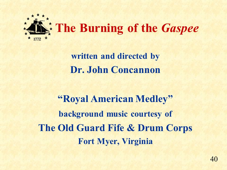 Royal American Medley The Old Guard Fife & Drum Corps