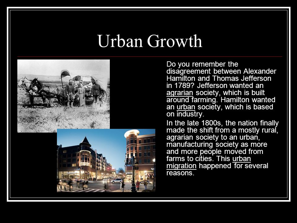 urban growth during the gilded age Problems of the gilded age the gilded age brought rapid industrialization and economic growth to the united states, but it created several problems discuss the problems that arose during the gilded age.