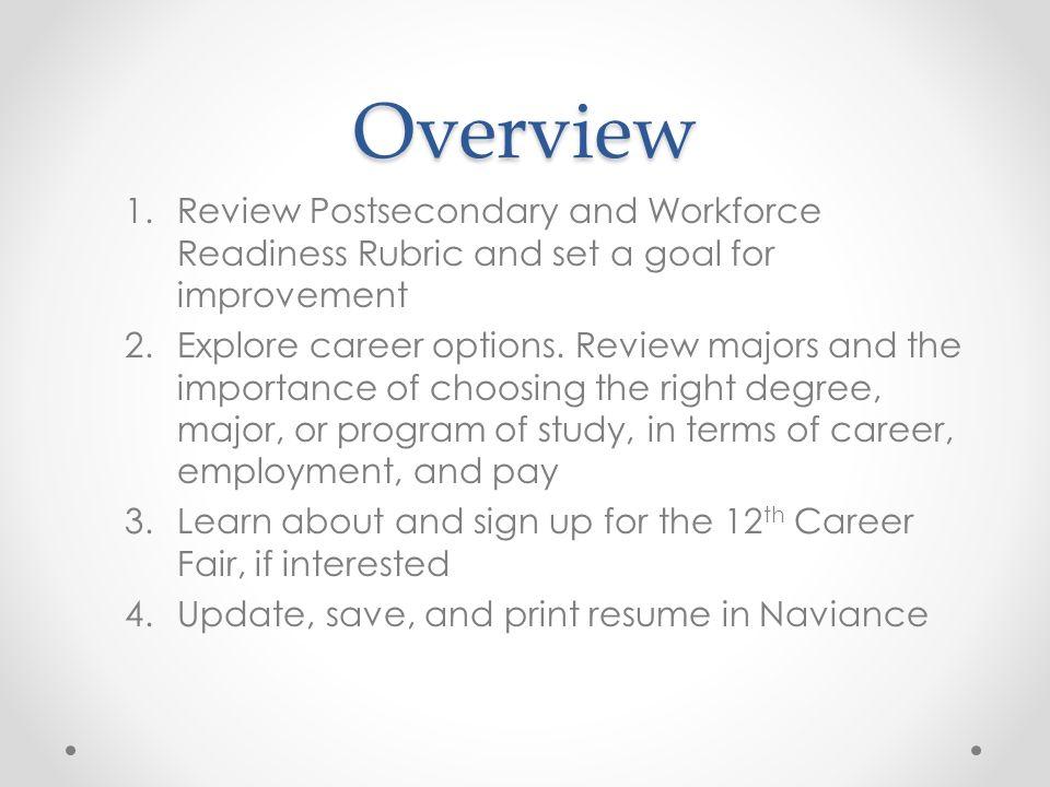 12th grade icap career exploration ppt video online download