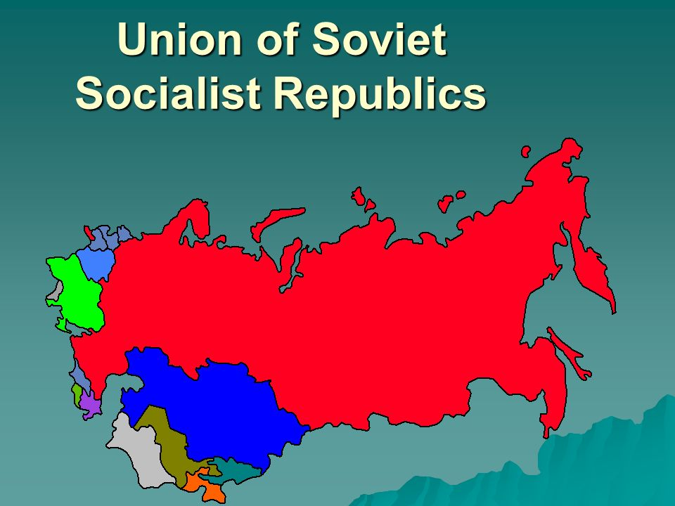 Fall of the Soviet Union