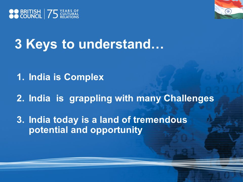 3 Keys to understand… India is Complex