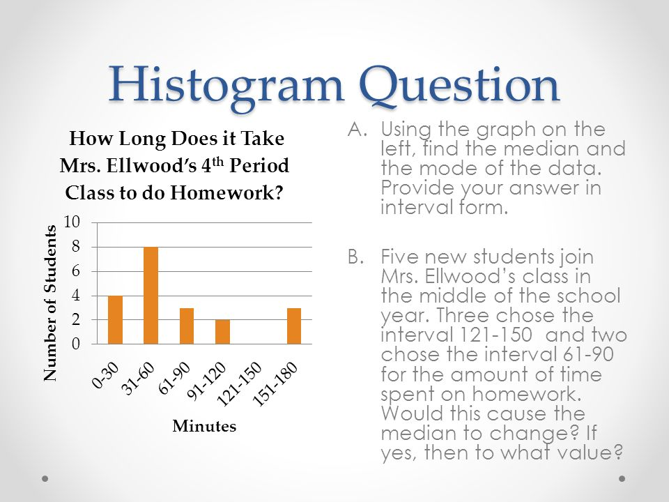 By ryan beil and chris carlson ppt download 8 histogram ccuart Gallery