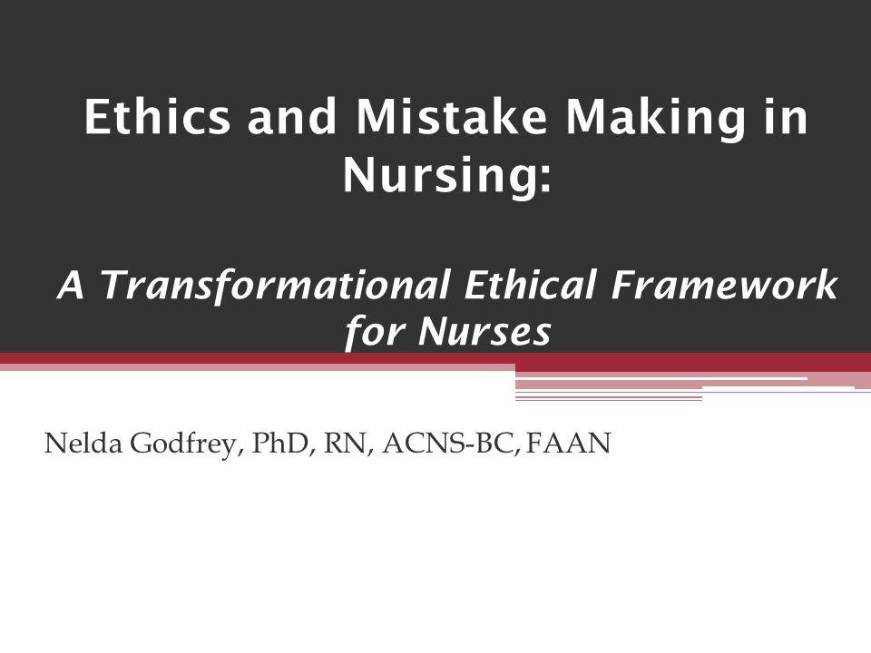Nelda Godfrey, PhD, RN, ACNS-BC, FAAN