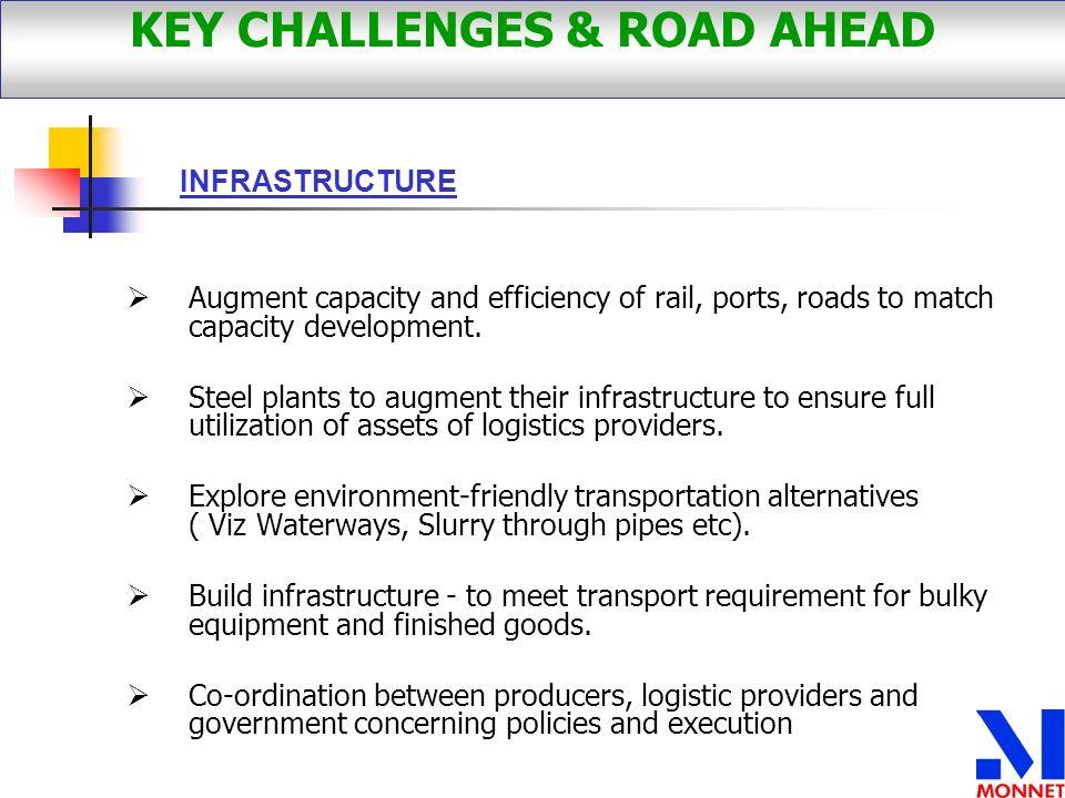KEY CHALLENGES & ROAD AHEAD