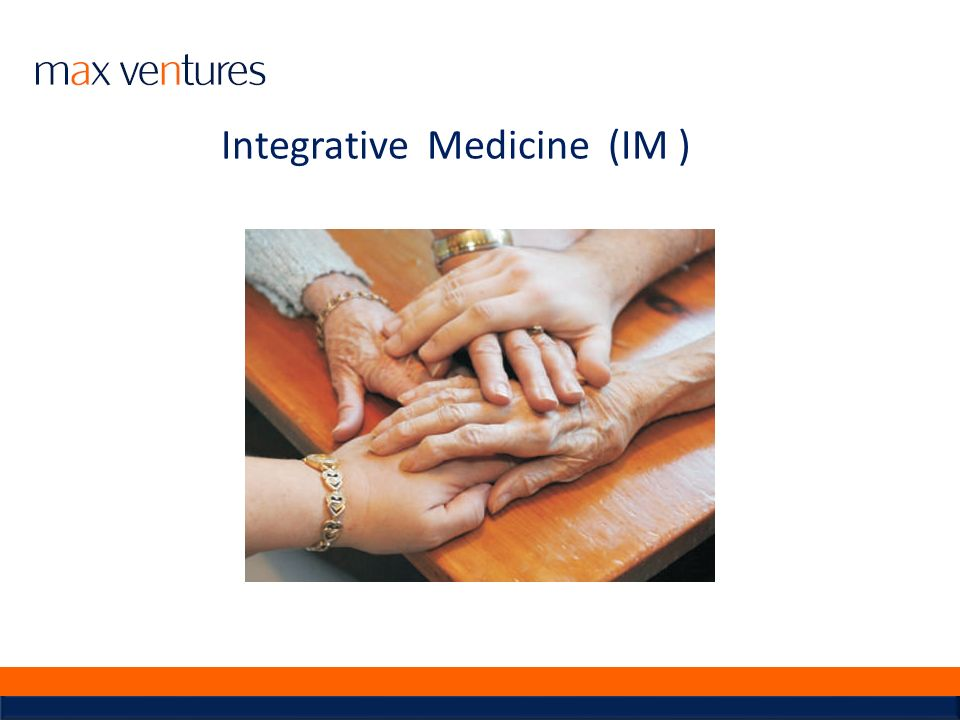Integrative Medicine (IM )