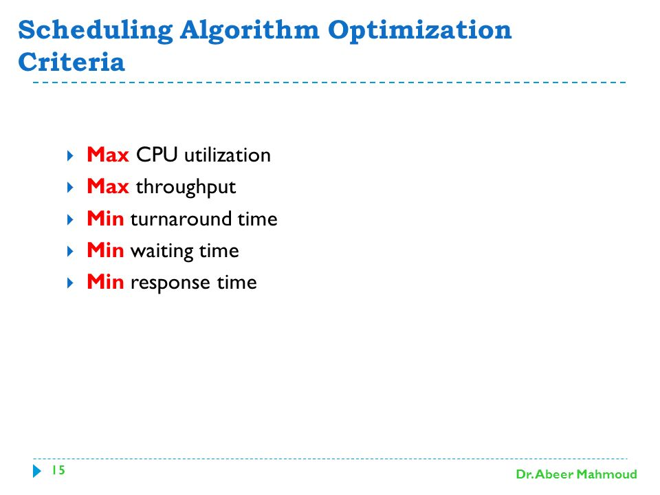 round robin scheduling algorithm in operating system pdf