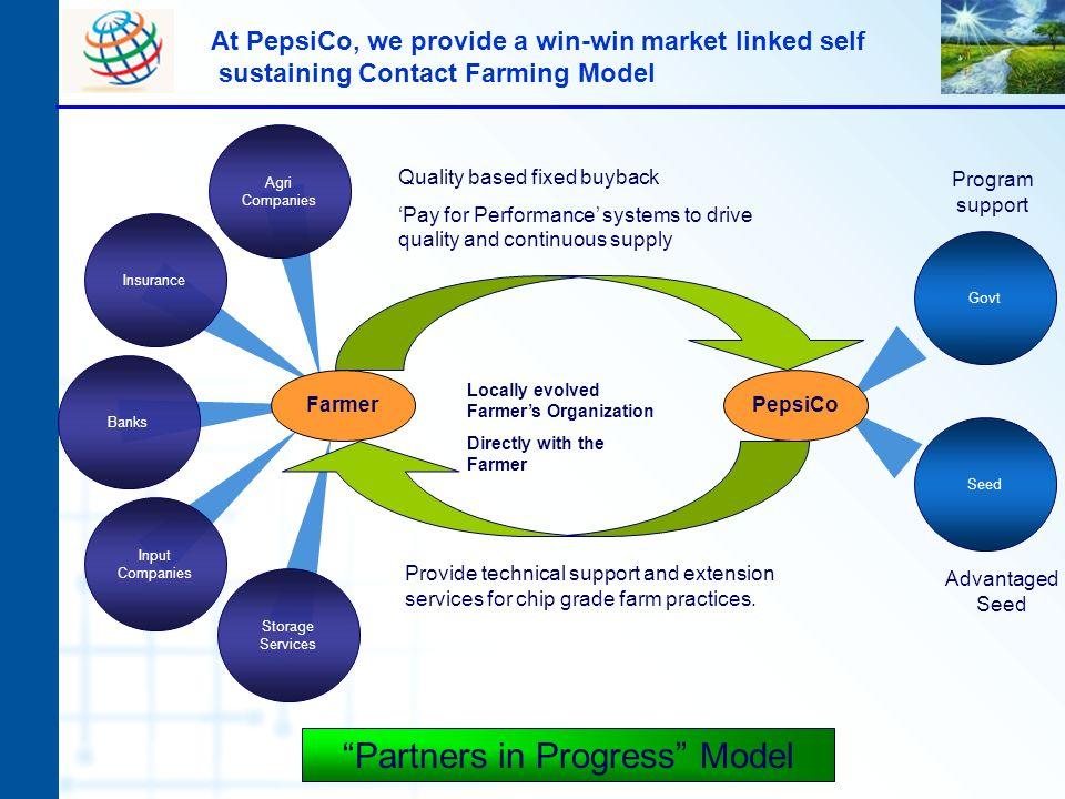 Partners in Progress Model