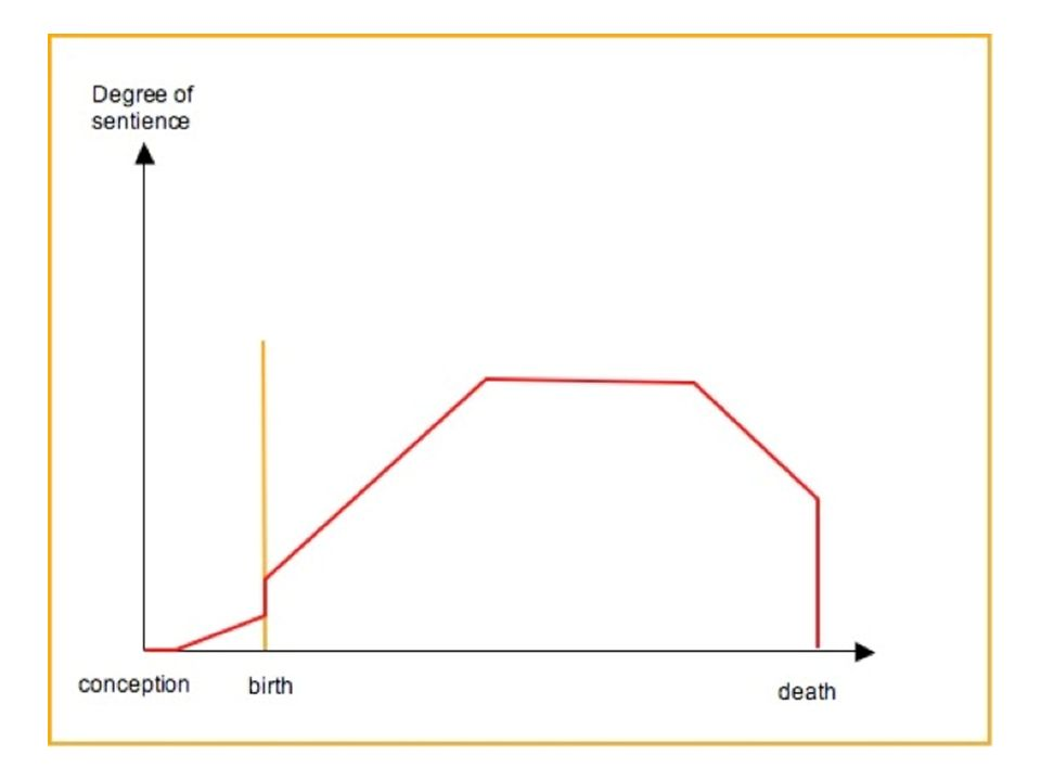 Sentience Chart