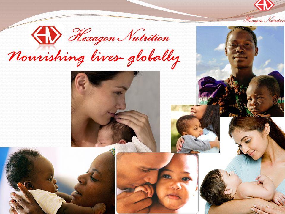 Nourishing lives- globally