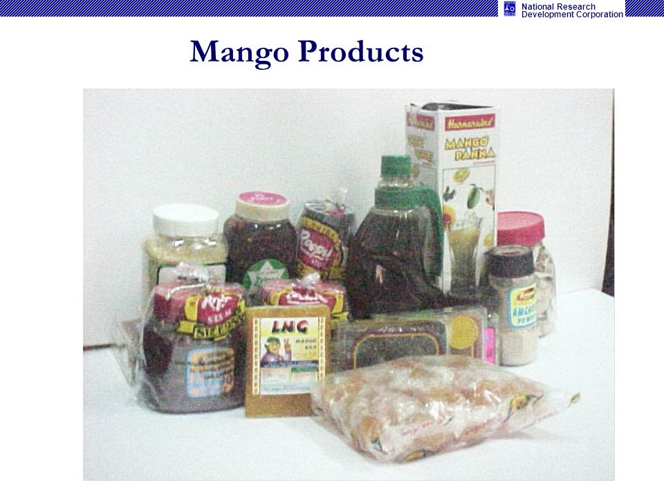 Mango Products