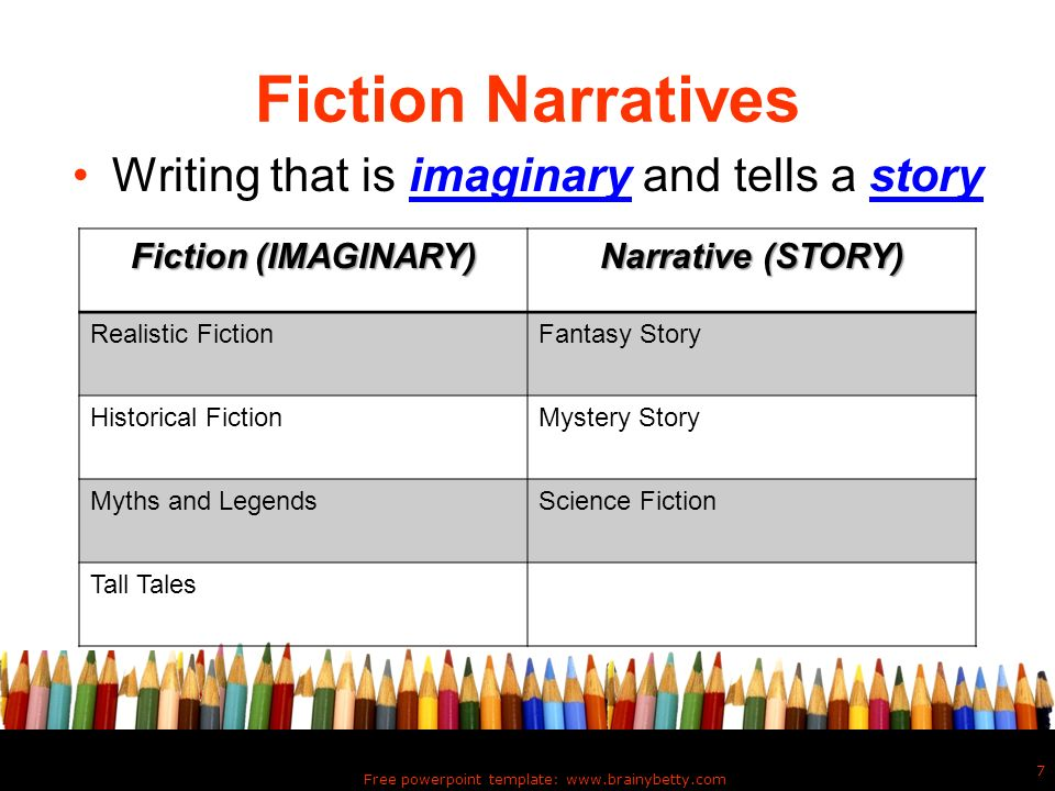 writing a mystery story ppt template
