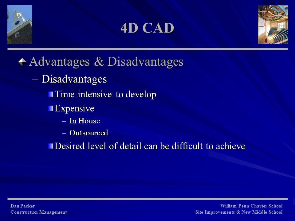 cad advantages Advantages and disadvantages of cad / cam ivana smit  advantages and disadvantages - duration:  what is computer-aided design (cad).