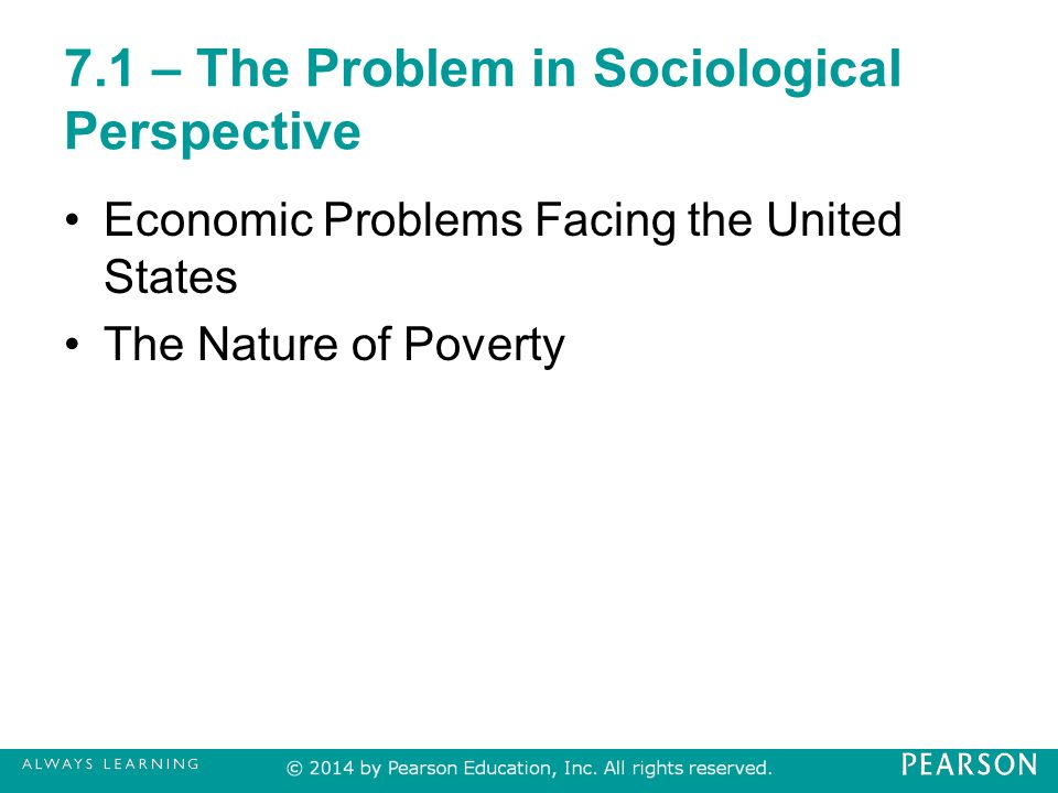 sociological problems Sociology social problems order paper our prices who we are what we do social problems paper masters shows you how to write a research paper on any social problem subject using the.
