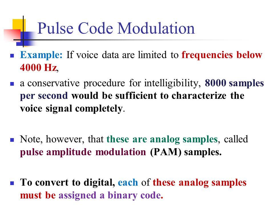 Signal Encoding Techniques - ppt download