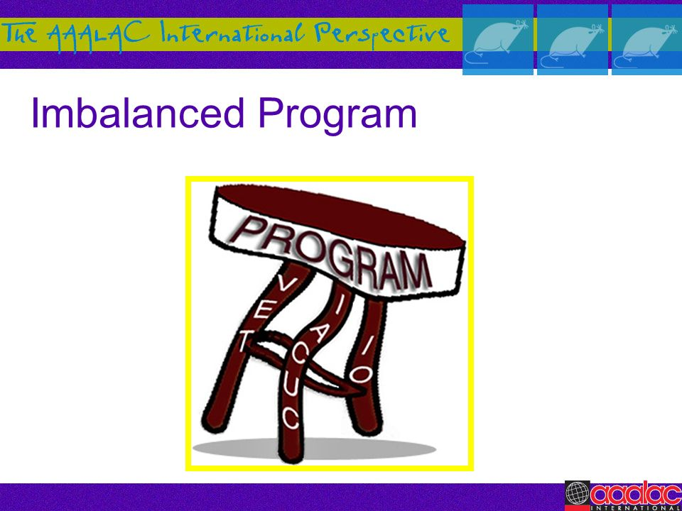 Imbalanced Program