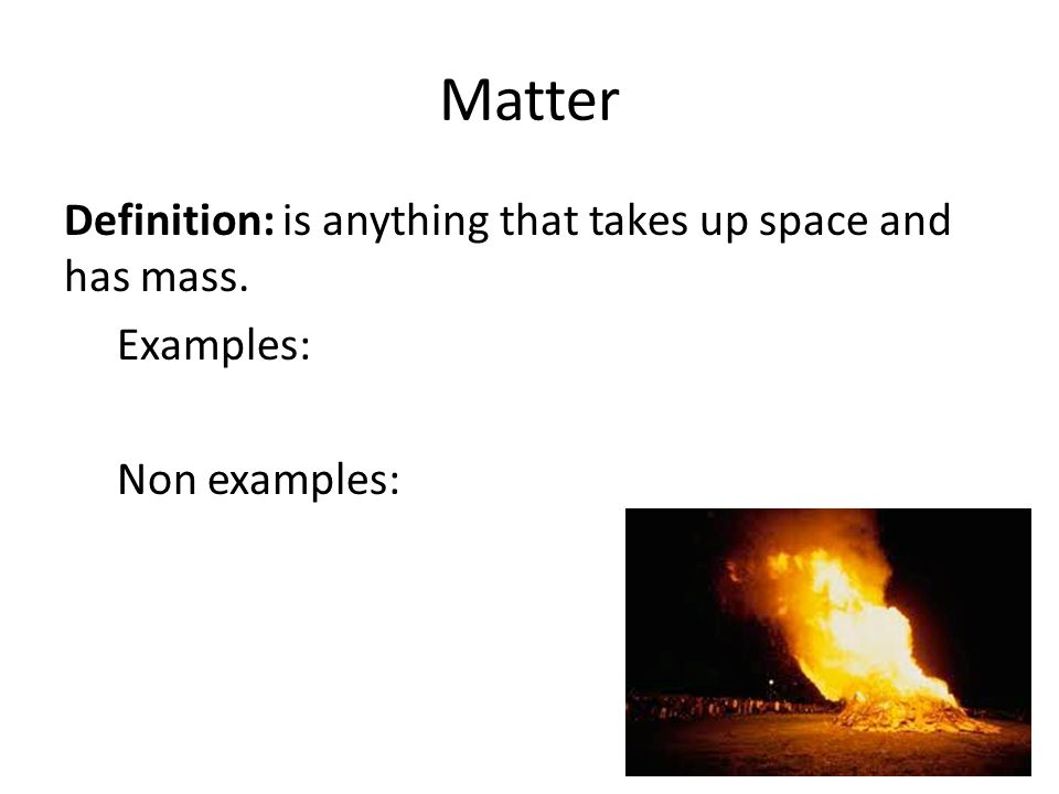 11 The Puzzle Of Matter Objectives Ppt Video Online Download