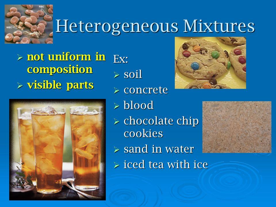 heterogeneous mixtures examples - DriverLayer Search Engine