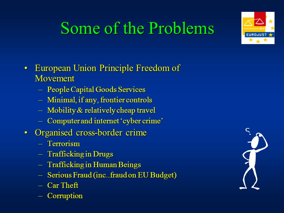 Some of the Problems European Union Principle Freedom of Movement