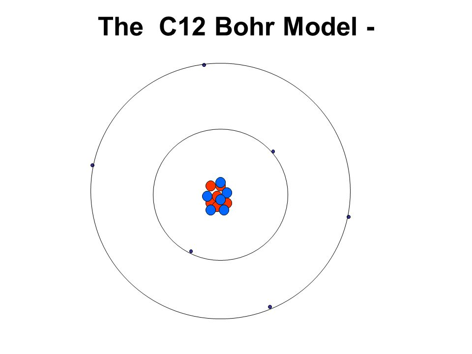 Phys sci week 6 basic chemistry and electricity ppt video online 35 the c12 bohr model ccuart Images