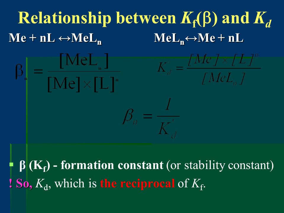 relationship between pe and stability