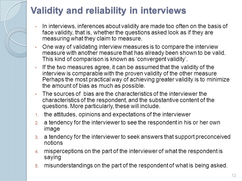 Focus group research reliability validity replicability