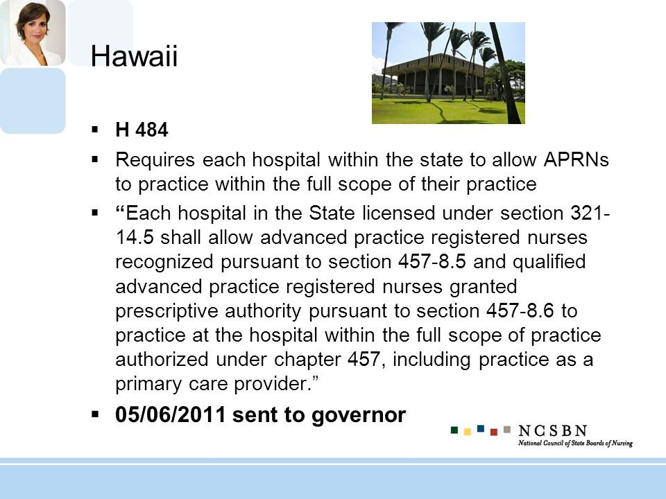 Hawaii 05/06/2011 sent to governor H 484