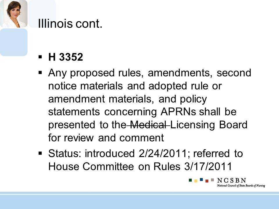 Illinois cont. H 3352.