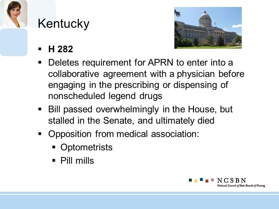 Kentucky H 282.