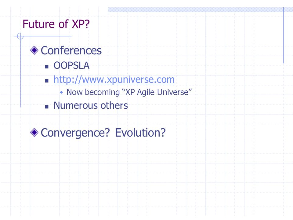 Convergence Evolution