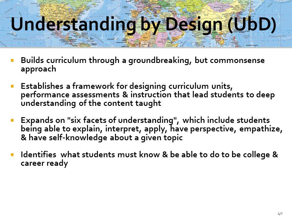 Understanding By Design Professional Development Workbook Download