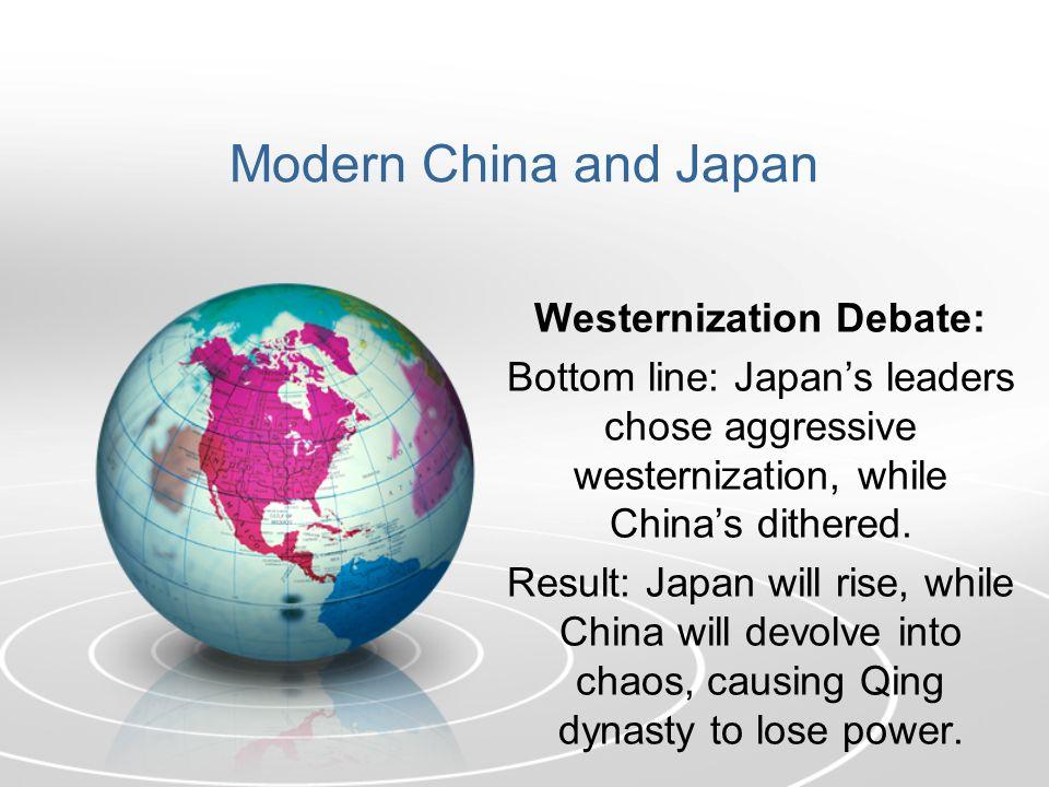 japans westernization