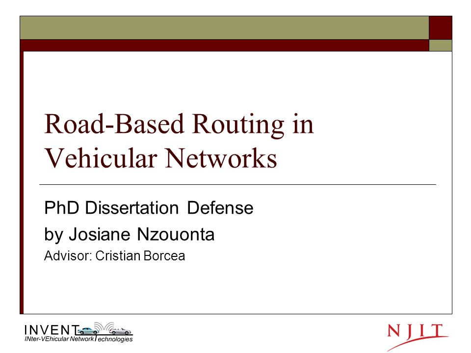 phd thesis on ad hoc networks