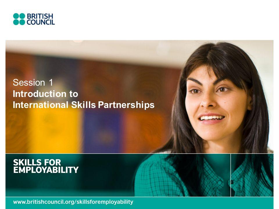 International Skills Partnerships