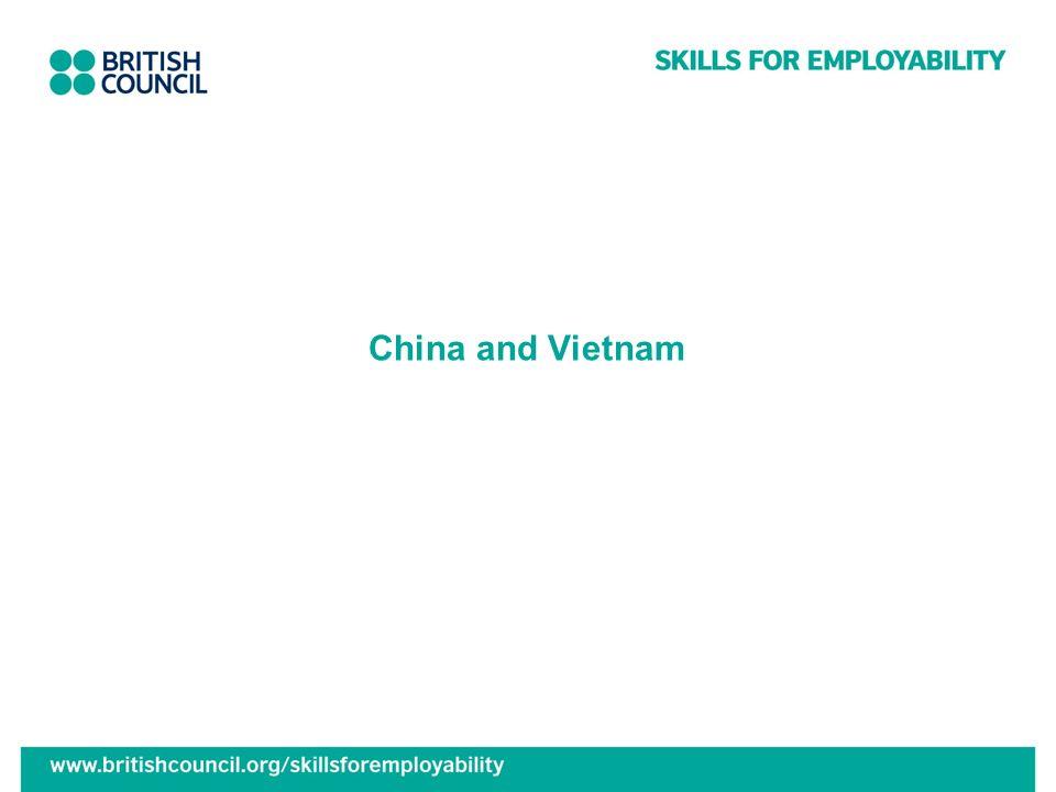 China and Vietnam