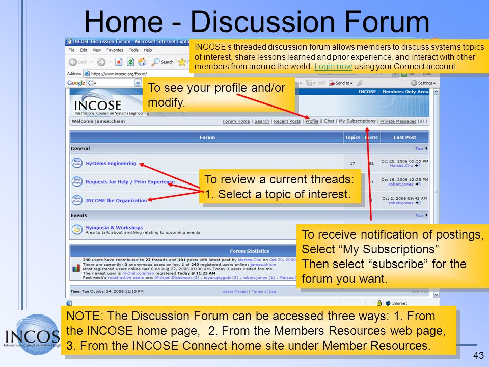 Home - Discussion Forum