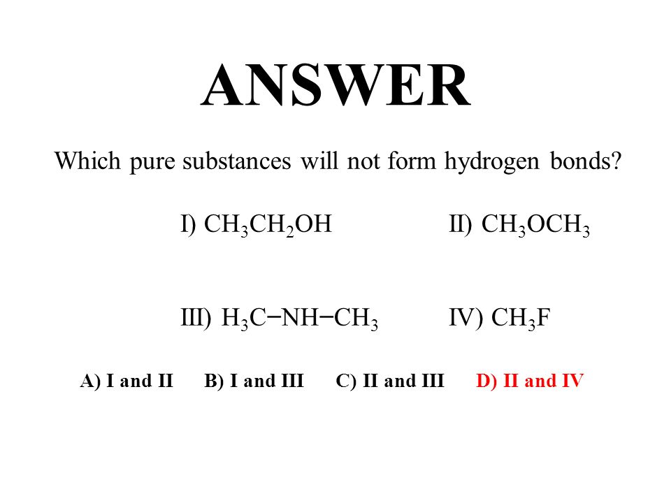 Intermolecular Forces I - ppt download