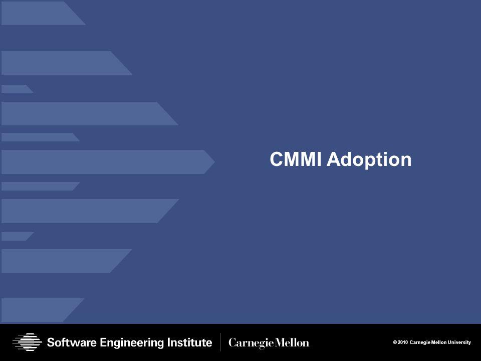 CMMI Adoption Presentation Title 3/27/2017