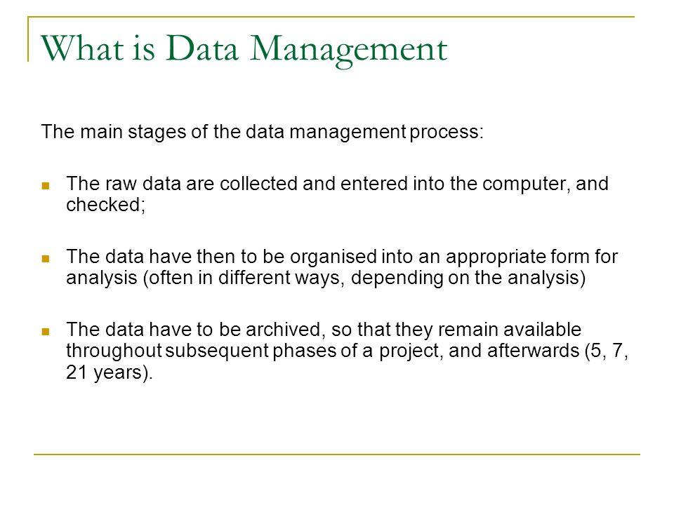 clinical data management process pdf